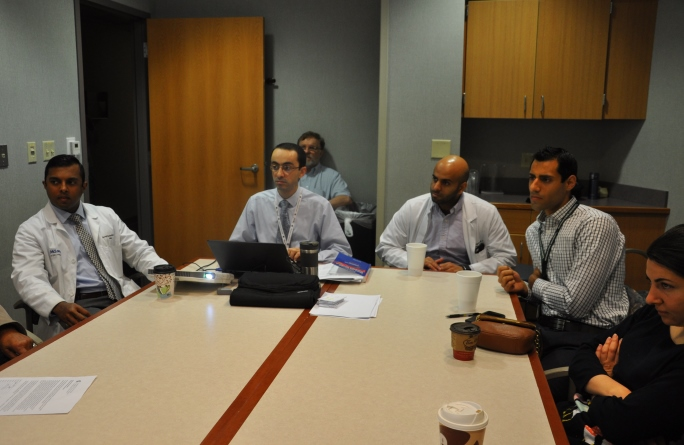 Hematology and Oncology Fellowship   Department of Medicine